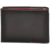 AzraJamil's Men's Genuine Leather Bi-Fold Wallet