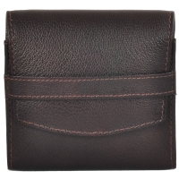 AzraJamil's Men & Women Genuine Leather Bi-Fold Card Case
