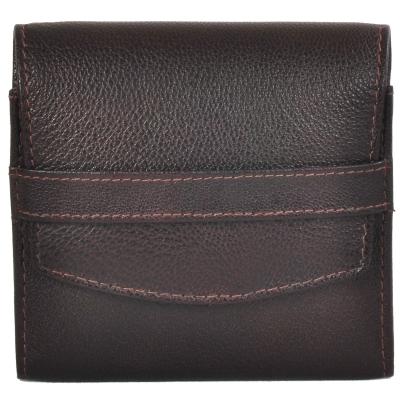 AzraJamil's Men & Women Genuine Leather Bi-Fold Card Case