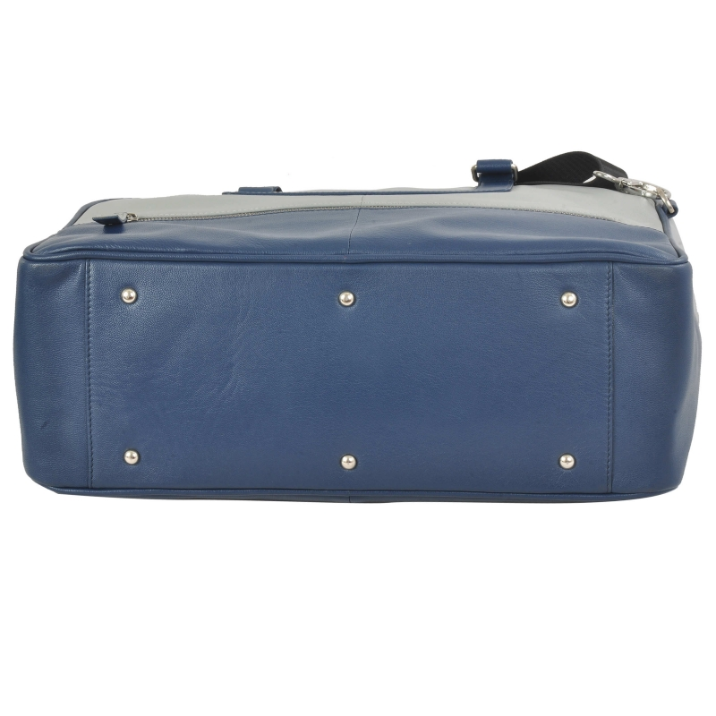 AzraJamil's Men & Women Genuine Leather Luggage Bag