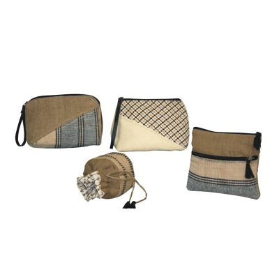 Mix And Match Natural Cosmetic Bags (COSMETIC007)