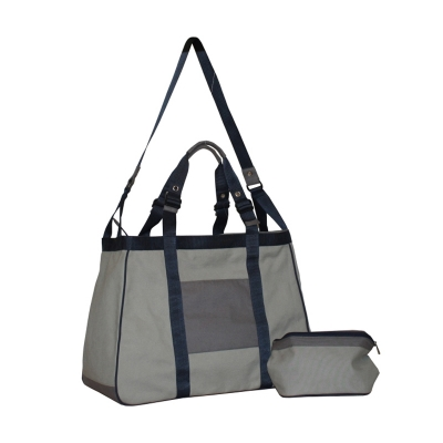 Cool Grey Travel Bag (TRAVEL004)