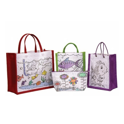 Sketch Printed Bags (KIDS002)