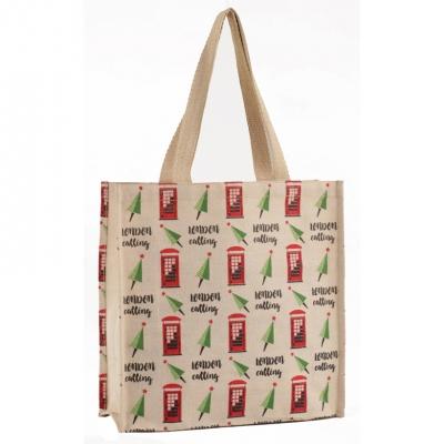 London calling gift bag