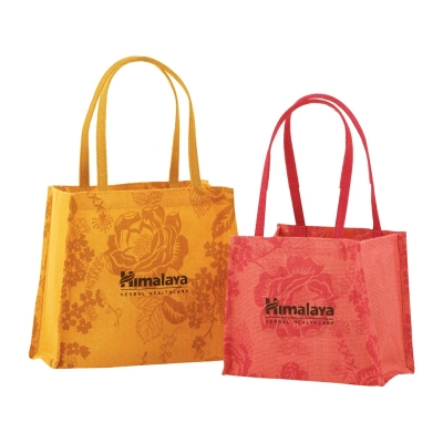 Floral Shopping Bag (PROMOTIONAL008)