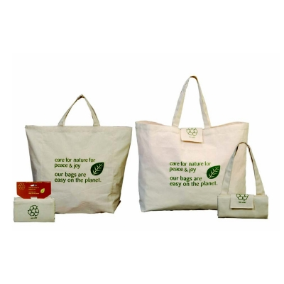 Recycle Canvas Shopping Bags (PROMOTIONAL001)
