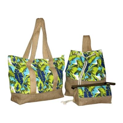 Tropical Paradise Beach Bag (BEACH007)