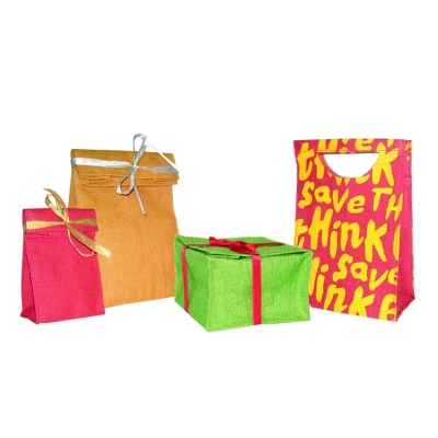 Gifts Bags Collection With Ribbon (GIFT001)