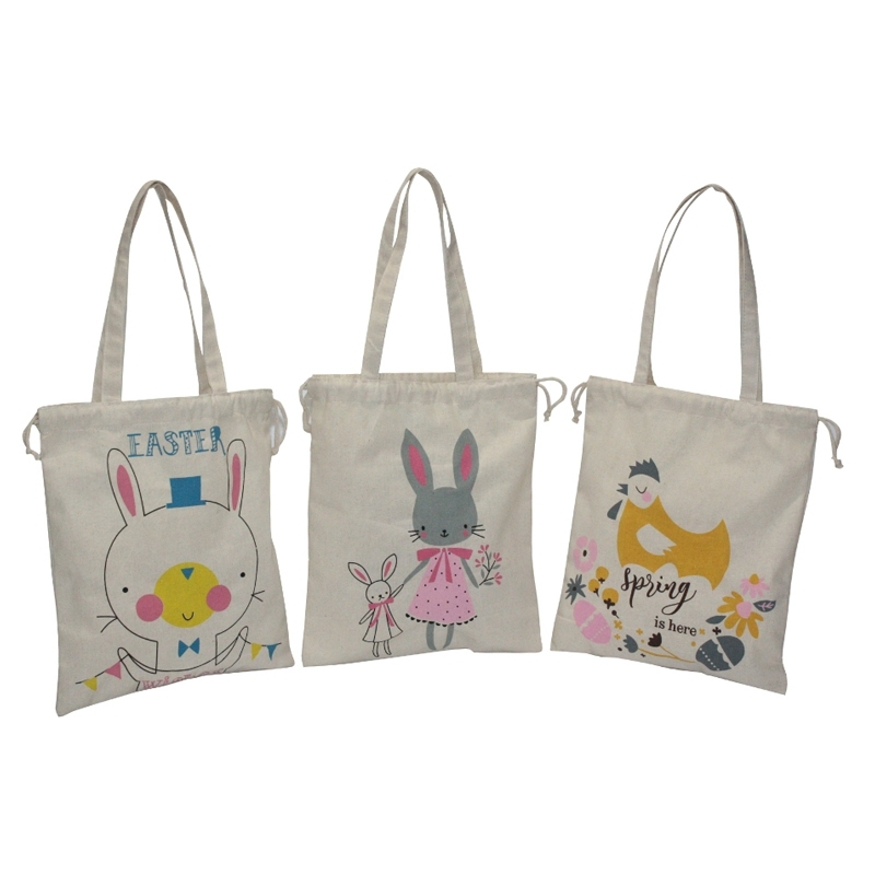 Easter Tote Drawstring Bags (KIDS004)