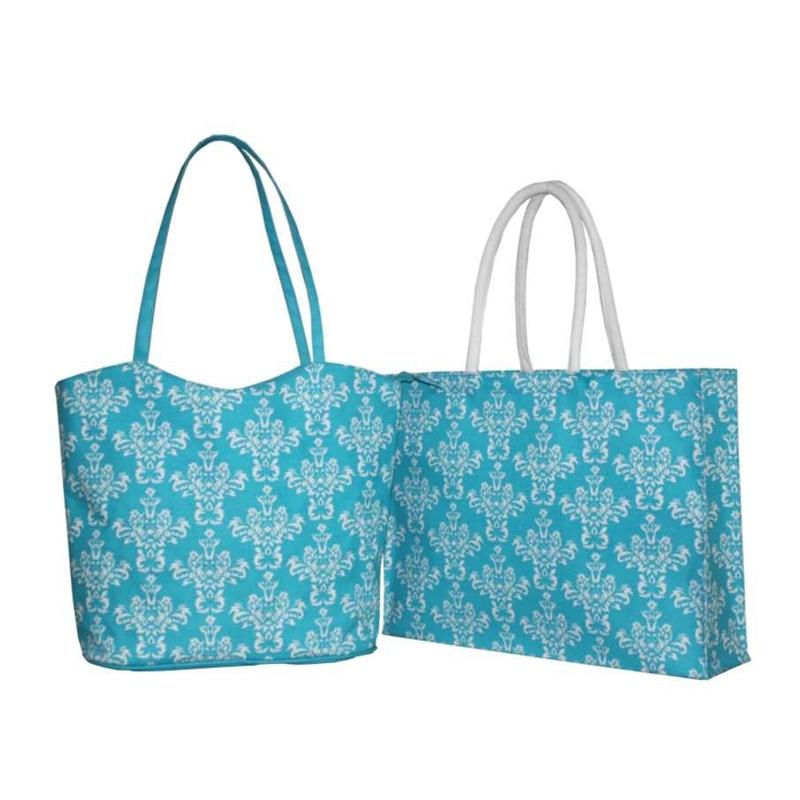 Sky Blue Tote Bags (TRENDSETTER011)
