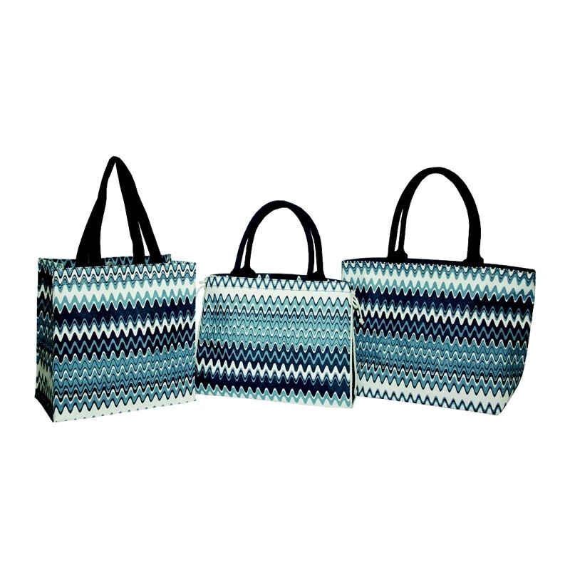 Monochrome Tote Bags (TRENDSETTER012)