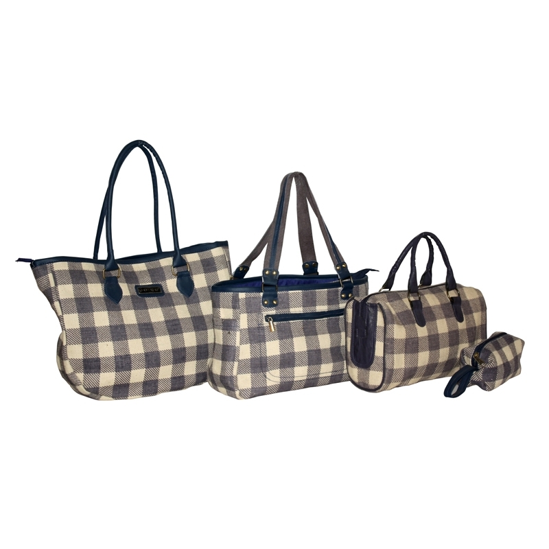 Checked Weekender Collection (TRENDSETTER016)