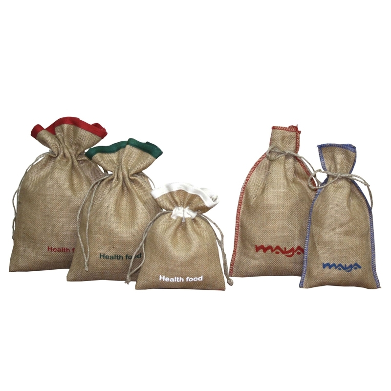 Natural Drawstring Pouches (PACKAGING002)