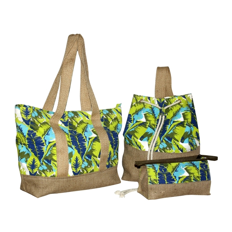 Tropical Paradise Beach Bag (BEACH007)