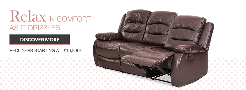 Relax In Comfort As It Drizzles!