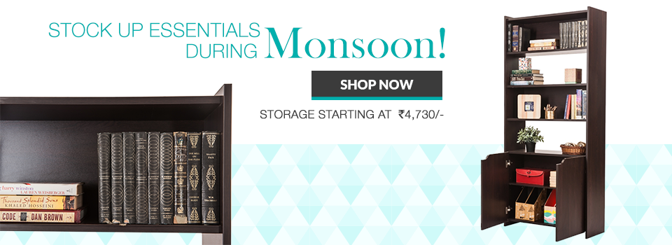 Stock Up Essential During Monsoon!