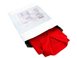 Courier Bags with Jacket - Tamper proof