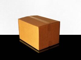 Plain Corrugated Box