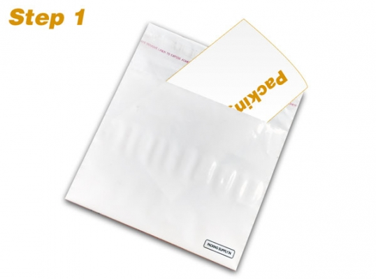 Opaque Packing List Envelope