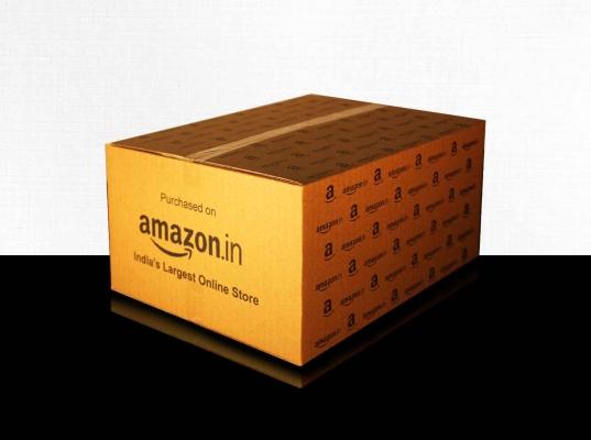 Amazon.in Corrugated Box