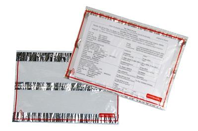 Re-closable Document Envelope