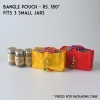 Bangle Pouch