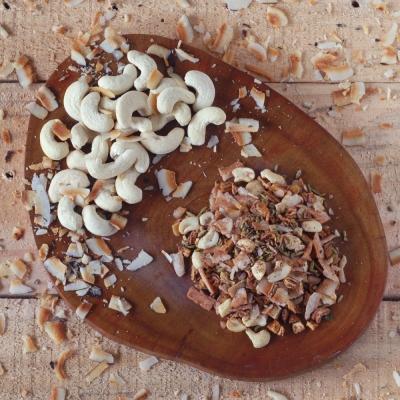 Cashew Crunch