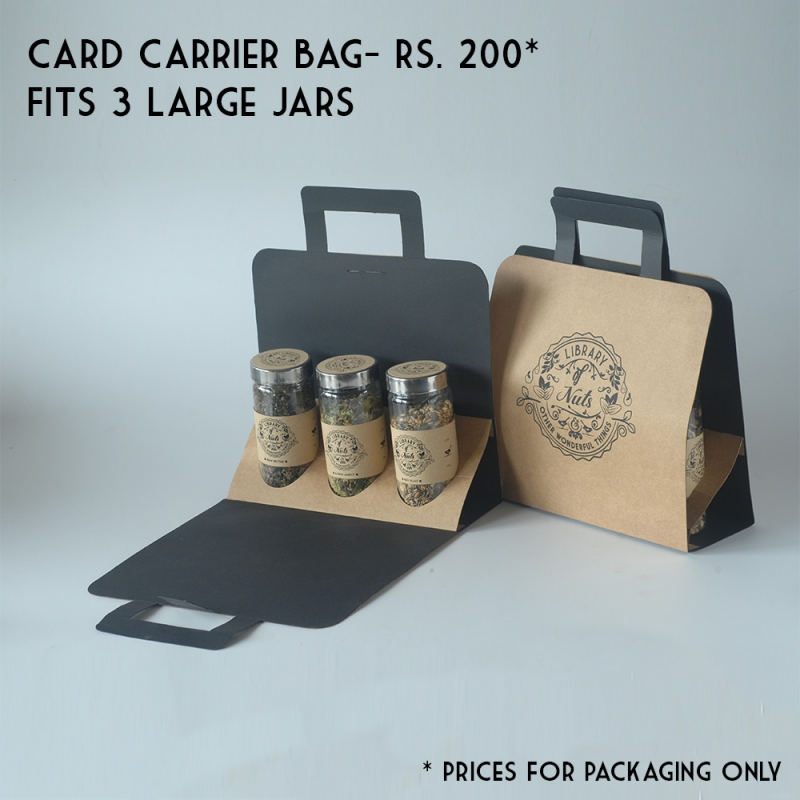 Card Carrier Bags