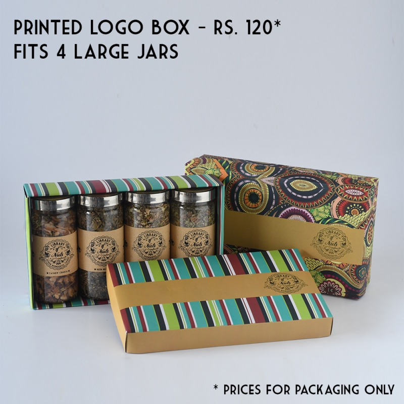Printed Logo Box