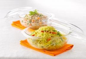 Easy Grip Casserole Set