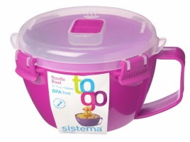 Noodle Bowl 940 ml Pink