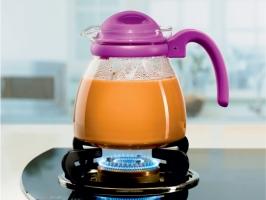 Carafe Pot Strainer In Lid 1.25 L