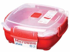 Medium Microwave Plate 880ml