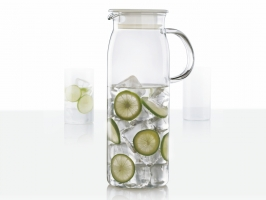 Marina Jug With Glass Handle 1L