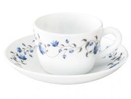 Helena 12 Pc Cup Saucer Set