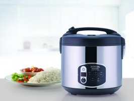 Digikook Rice Cooker & Steamer 1800ml