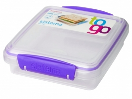 SANDWICH BOX TO GO 450 ML