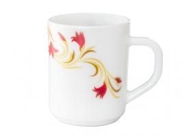 Red Lily 6 Pc Mug