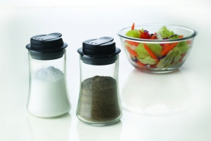 Salt and Pepper Set, 120 ml
