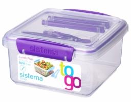 Lunch Plus 1.2 L Purple