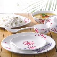 Bloom 35 Piece Dinnerset
