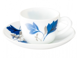 Ageria 12 Pc Cup Saucer Set