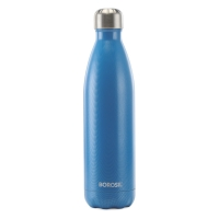 Electric Blue Bolt Bottle