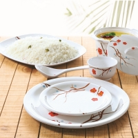 Blossom 35 Piece Dinner Set