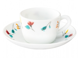Minerva 12 Pc Cup Saucer Set