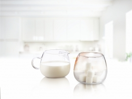Milk Pot & Sugar Pot