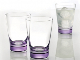 Verona Purple Set of 6