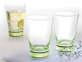 Verona Green Set of 6