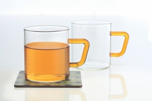 Vision Colour Mug Set of 6, Yellow