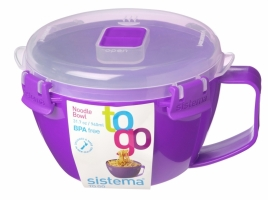 Noodle Bowl 940 ml Purple